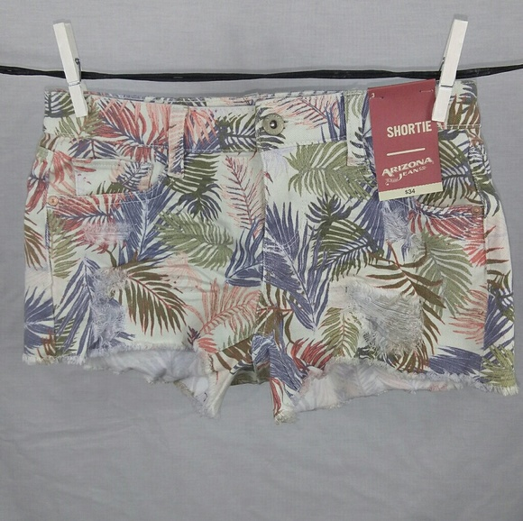 Arizona Jean Company Pants - Juniors summer shorts